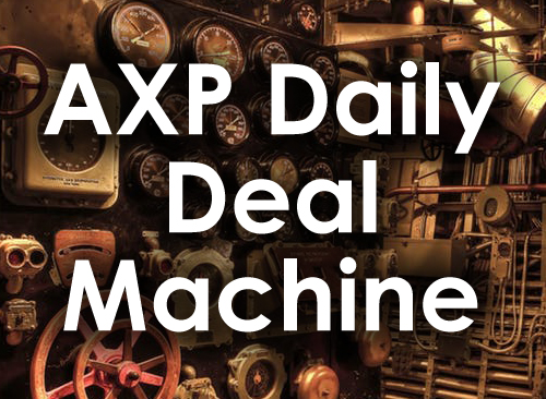 Daily Deal Machine
