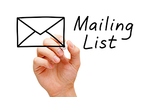 Build Your Mailing List by 1000s!