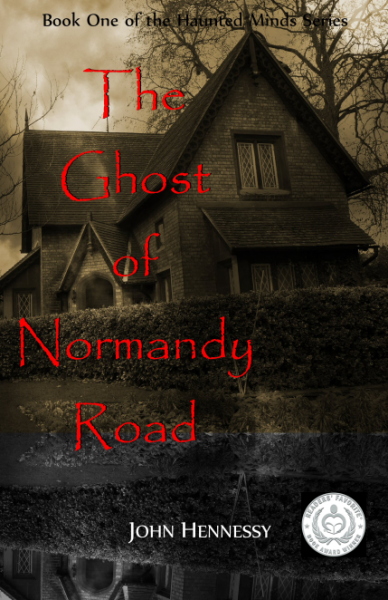 The Ghost of Normandy Road (Haunted Minds, #1)