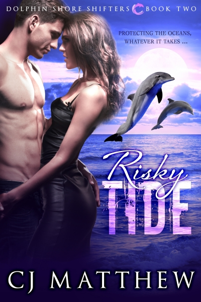 Risky Tide, Dolphin Shore Shifters Book 2