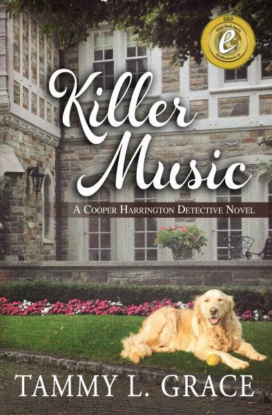 Killer Music:  A Cooper Harrington Detective Novel (Book 1)