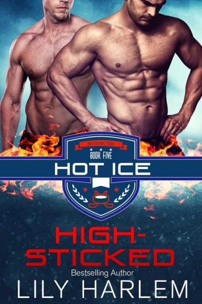 High-Sticked - Book #5 HOT ICE