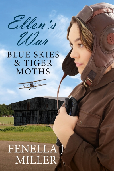 Blue Skies & Tiger Moths (Ellen's War)