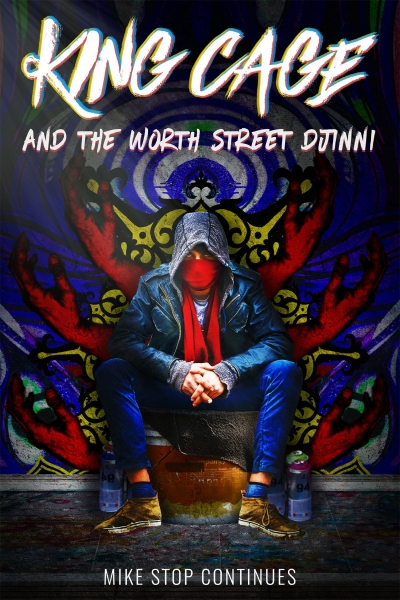 King Cage and the Worth Street Djinni (King Cage Series, Book 1)