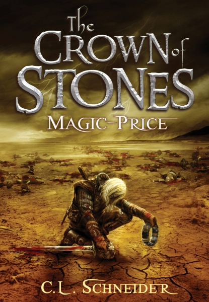 The Crown of Stones: Magic-Price (Book #1)