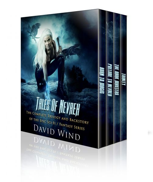 Tales Of Nevaeh:The 4 Book Bundled Box Set