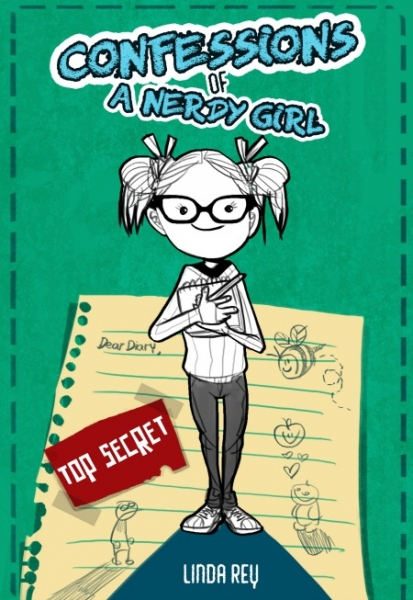 Top Secret: Diary #1 (Confessions of a Nerdy Girl)
