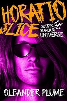 Horatio Slice Guitar Slayer of the Universe