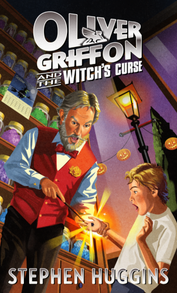 Oliver Griffon and the Witch's Curse