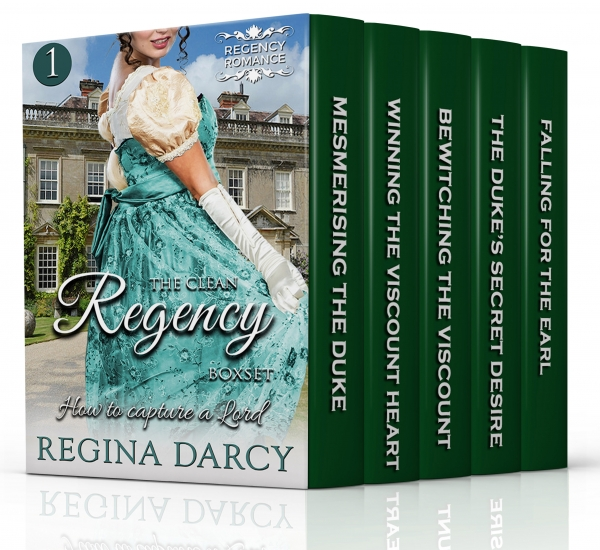 How to capture a Rogue (5 Book Regency Romance Box Set)