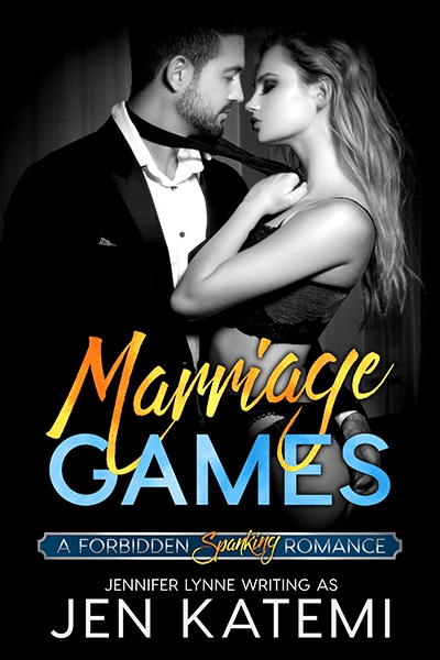 Marriage Games (A Spanking Romance)