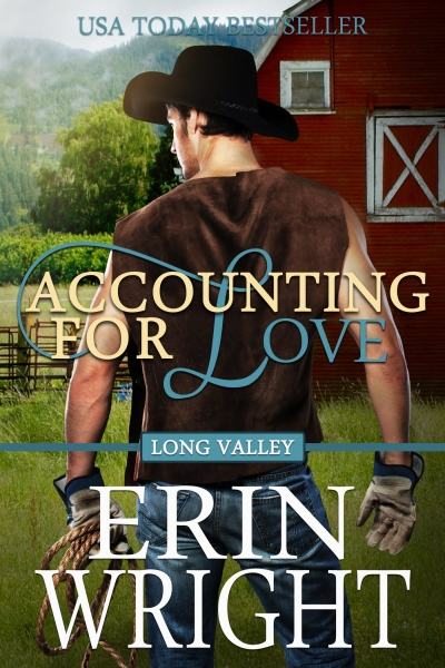 Accounting for Love - A Long Valley Western Romance (Book 1)