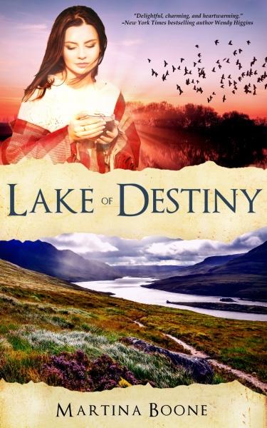 Lake of Destiny-A Celtic Legends Novel