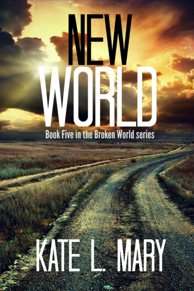 New World (Broken World, #5)