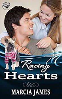 Racing Hearts: Klein's K-9s Book 1