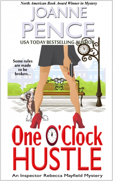 One O'Clock Hustle (An Inspector Rebecca Mayfield Mystery)