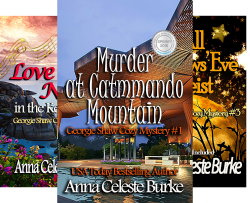 Georgie Shaw Cozy Mystery Series (6 Book Series)