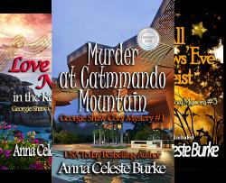 Georgie Shaw Cozy Mystery Series (6 Book Series)