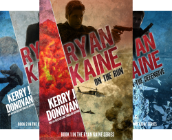 Ryan Kaine (4 Book Series)