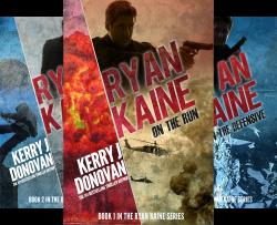 Ryan Kaine (4 Book Series)