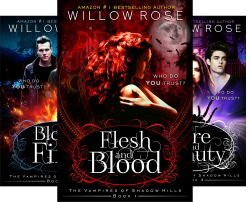 The Vampires of Shadow Hills (8 Book Series)