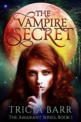 The Vampire Secret (The Amarant Book 1)