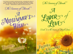 The Seasons of Annah (2 Book Series)