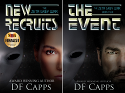 The Zeta Grey War (2 Book Series)