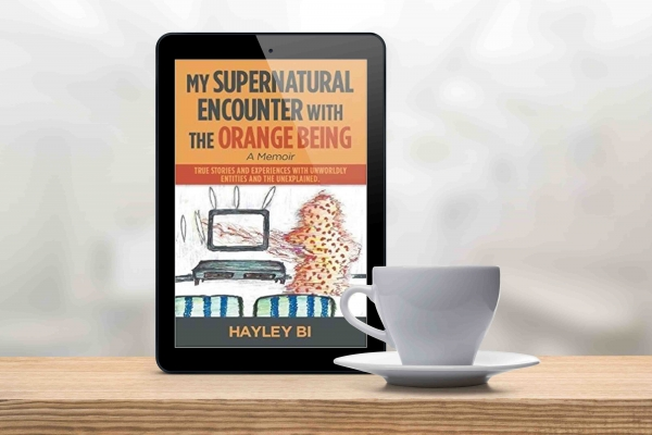 My Supernatural Encounter with the Orange Being