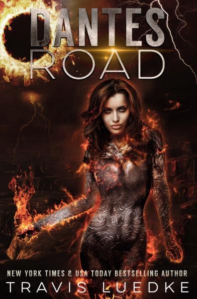 Dante's Road (Dark Fantasy Romance) (Demons of Eden #2)