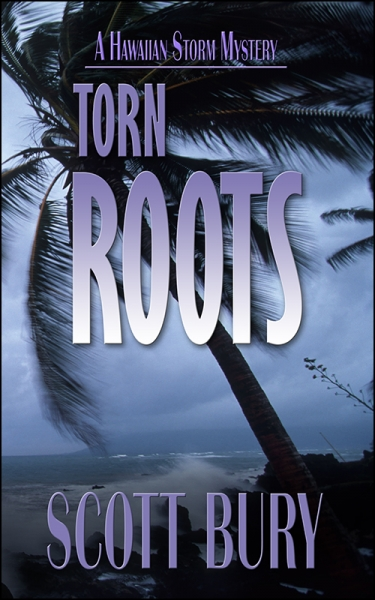 Torn Roots: A Hawaiian Storm