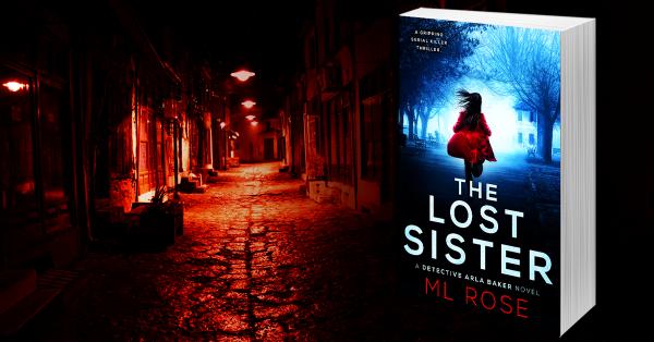 The Lost Sister (Arla Baker Series 1)