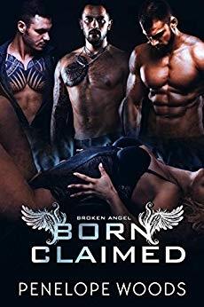 Born Claimed: A Dark Omegaverse Romance