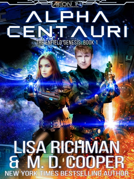 Alpha Centauri (Aeon 14: Enfield Genesis Book 1)