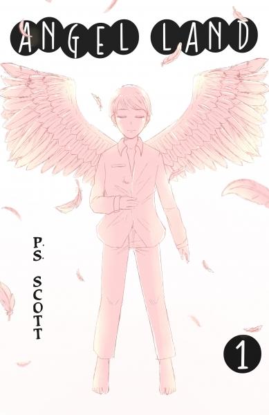 Angel Land: A Teen/YA Fantasy Light Novel