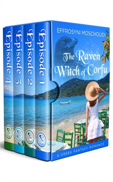 The Raven Witch of Corfu (box set)