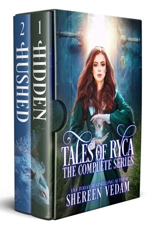 Tales of Ryca (2 Book Series)
