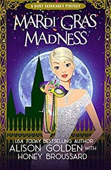 Mardi Gras Madness (A Roxy Reinhardt Cozy Mystery)