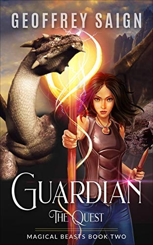 Guardian, The Quest: Magical Beasts Book Two
