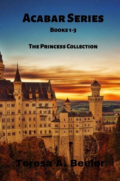 Acabar Series: Books 1-3: The Princess Collection