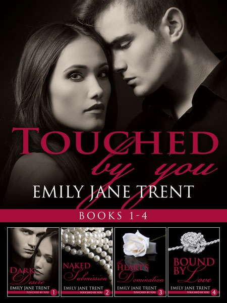 Touched By You (Books 1-4)