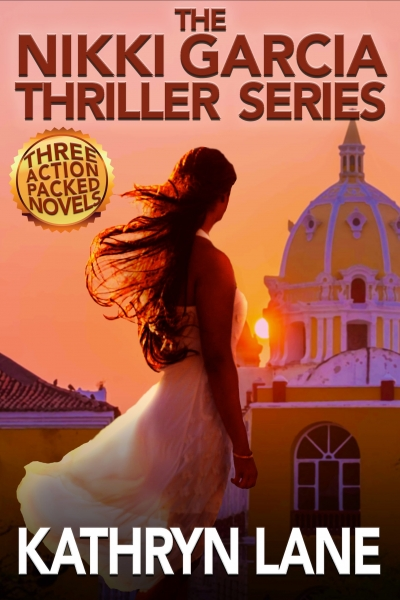 Nikki Garcia Mystery Series