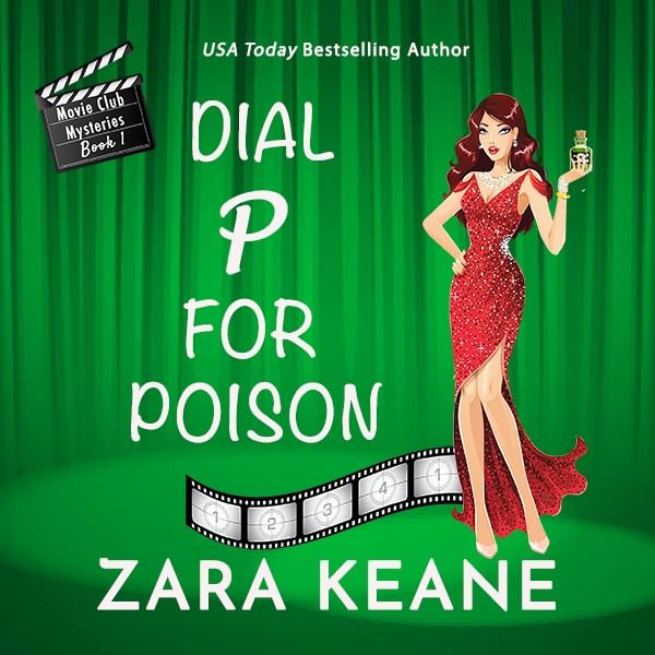Dial P For Poison (Audiobook)