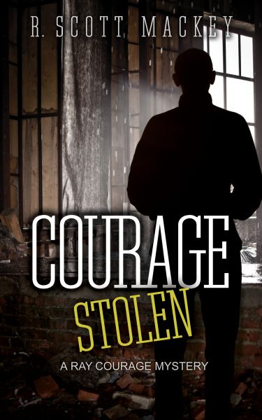 Courage Stolen: A Ray Courage Mystery