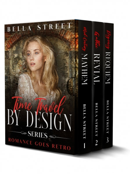 Time Travel By Design Series
