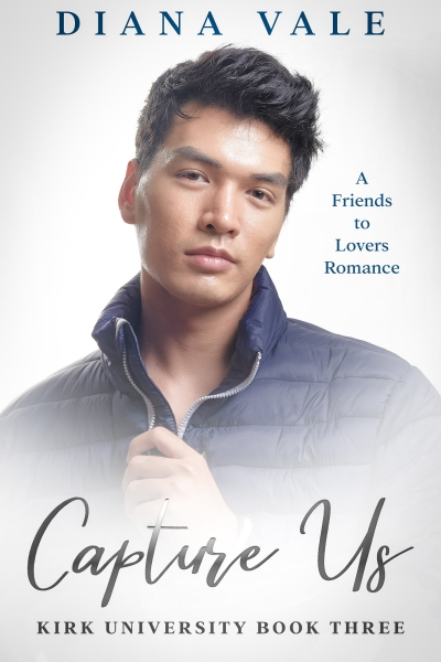 Capture Us: A Friends to Lovers Contemporary Romance Novella (Kirk University, #3)