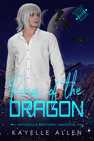 Ring of the Dragon - Antonello Brothers: Immortal