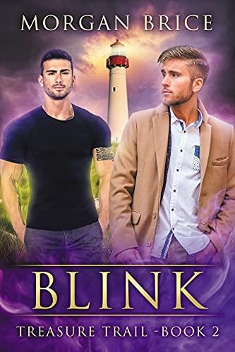 Blink--Treasure Trail Book 2--MM Supernatural Suspense