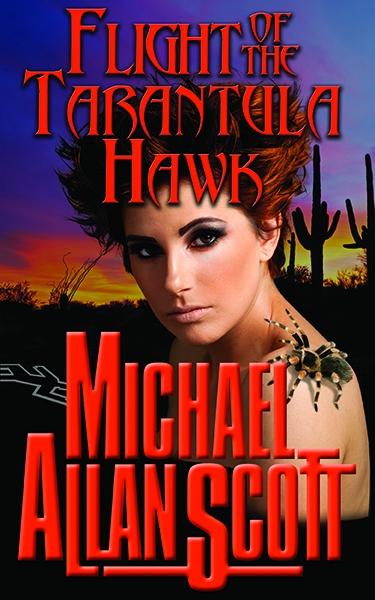 Flight of the Tarantula Hawk