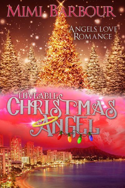 Loveable Christmas Angel